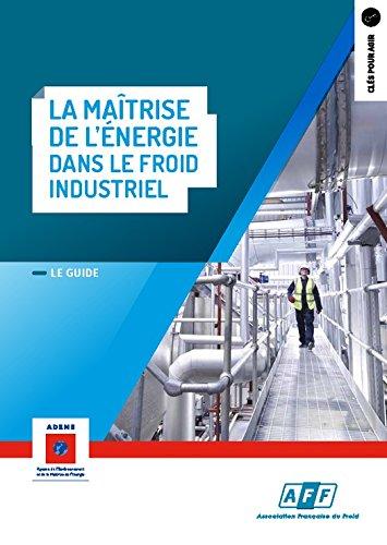 Maîtrise de l'énergie dans le froid industriel (La) (Clés pour agir) par Ademe
