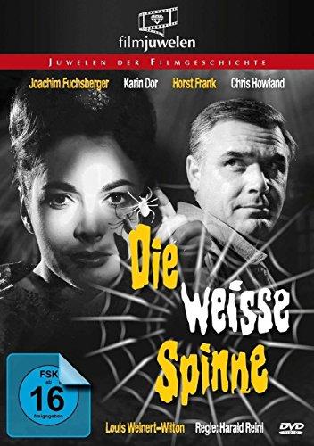 Die weiße Spinne (Louis Weinert-Wilton) - Filmjuwelen
