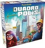 Image for board game Days of Wonder DO8501 Quadropolis Board Game, Multicolour