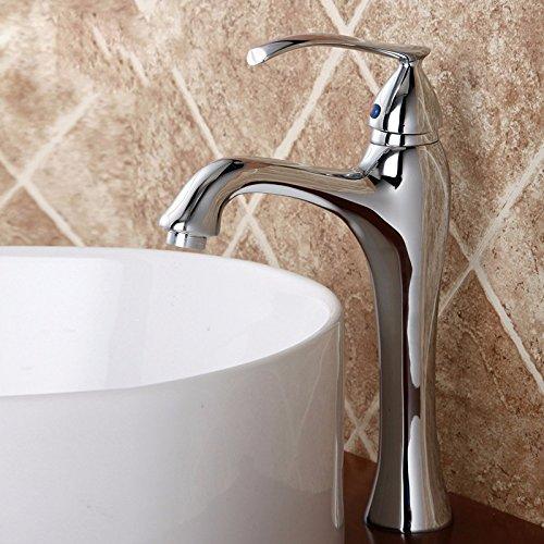 Ajunr-Cu Alle Waschbecken Waschbecken Toilette Sitzen Tower Titan Single-Tap Waschbecken Wasserhahn