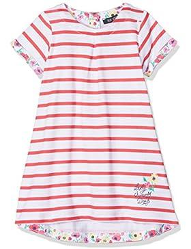 Blue Seven Baby-Mädchen Kleid Wirkkleid Rundhals