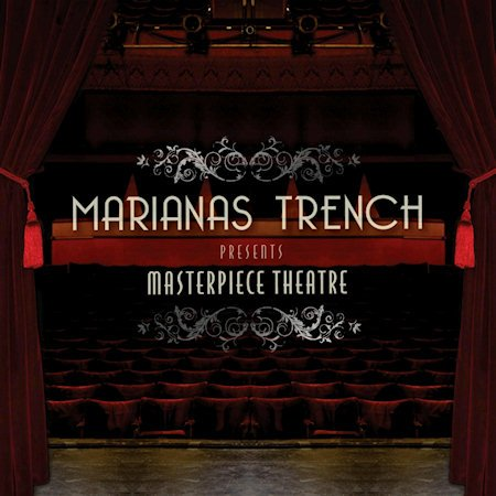 Pop CD, Marianas Trench - Masterpiece[002kr]