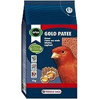 Orlux - Pâtée Grasse Aux Oeufs Canaris - Gold Pâtée Rouge - 1 Kg