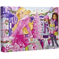 Mattel Barbie Doll Accessories Girl's Christmas Advent Calendar