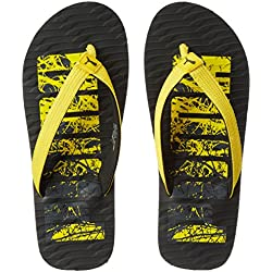 Puma Unisex's Miami Fashion Dp Black-Yellow-Quarry Hawaii House Slippers - 5 UK/India (38 EU) (36619802)