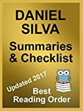 DANIEL SILVA SERIES READING LIST WITH SUMMARIES AND CHECKLIST - UPDATED 2017: Best Reading Order of Gabriel Allon, Michael Osbourne - latest releases - ... summary of HOUSE OF SPIES (English Edition)