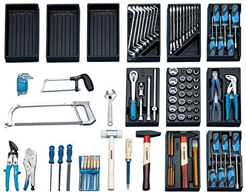 GEDORE S 1400 G Werkzeugsortiment Universal 100-tlg, 1 Stück
