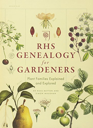 RHS Genealogy for Gardeners: Plant Families Explored & Explained par Simon Maughan