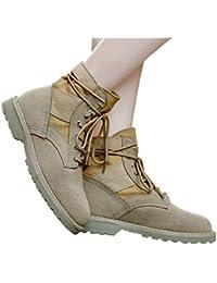MOIKA Combattere all aperto Coppia Vintage Boot Uomini Stivaletti Stivali  Desert Boot Scarpe Polacchino 591c6f422a9