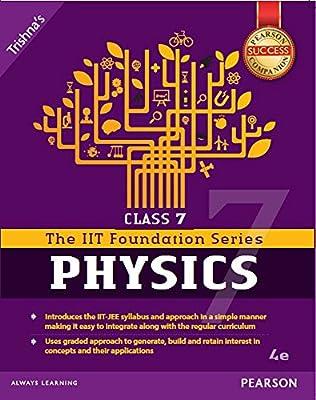 Pearson IIT Foundation Physics Class 7