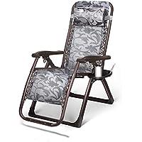Ali Sedie pieghevoli Poltrone Lounge Nap sedie da ufficio Lounges Reclining Beach Chairs ( colore (Speciale Forze Portante)