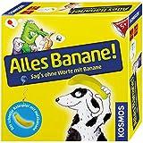 Kosmos 697303 - Alles Banane, Geschicklichkeitsspiel