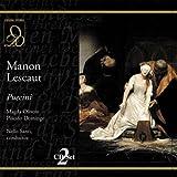 Puccini : Manon Lescaut. Domingo, Olivero, Santi.