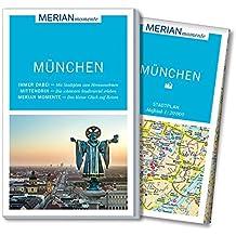 München: MERIAN momente - Mit Extra-Karte zum Herausnehmen