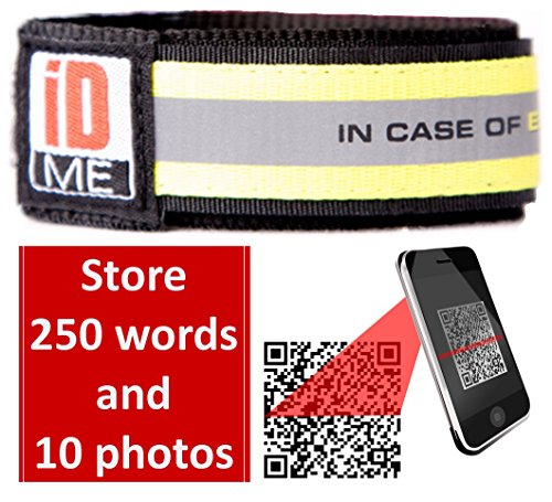 idme-id-wristbands-includes-a-qr-code-storing-250-words-and-10-photos