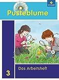 Pusteblume. Das Sachbuch - Ausgabe 2011 für Rheinland-Pfalz: Arbeitsheft 3 + FIT MIT