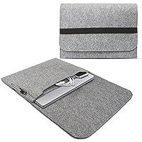 eFabrik sleeve Cover per Lenovo Yoga Pro 3 13,3 pollici caso Laptop Universale custodia di protezione Ultrabook feltro Grigio
