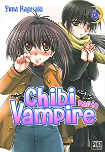 Chibi Vampire Karin Edition simple Tome 6