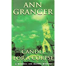 Candle for a Corpse (Mitchell & Markby 8): A classic English village murder mystery (A Mitchell & Markby Cotswold Whodunnit)