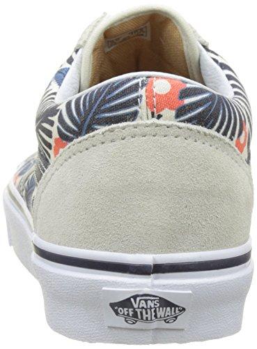 Vans Herren Ua Old Skool Sneakers Elfenbein Tropic Havana Classic ...