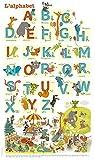 J'apprends l'alphabet - Poster