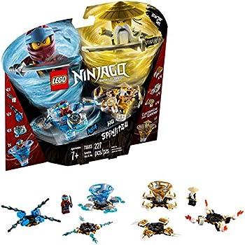 Personnalisé Carte Anniversaire 2 Lego Ninjago Vert Tout Nom