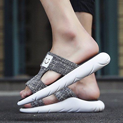 Sandalen Sandalen Männer Pantoffeln Black