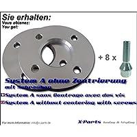 BlackLine Spurverbreiterung 30mm Achse LK: 5x110 NLB: 65,1mm 20512181/_4250891983838 15mm pro Rad