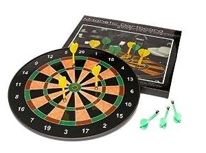Magnetic Dartboard - Juego de Dardos (Globalgifts PL7640) Importado