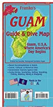 Franko's Guide Map of Guam USA