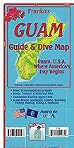 Franko's Guide Map of Guam USA