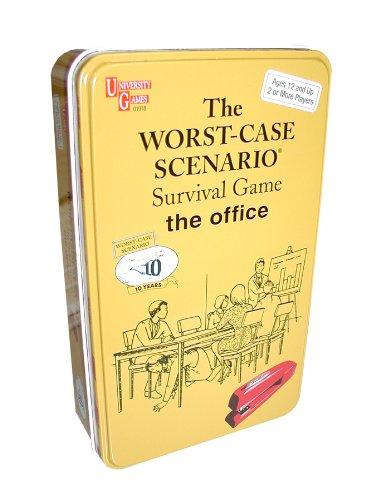 (Worst Case Scenario in a Tin - Office Edition)