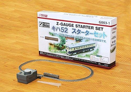 Rokuhan–Z RH Handstarter-KIHA52+ Spur 260x 460