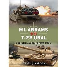 M1 Abrams vs T-72 Ural: Operation Desert Storm 1991