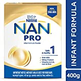 #5: Nestle Nan Pro 1 Infant Formula Powder - 400 g