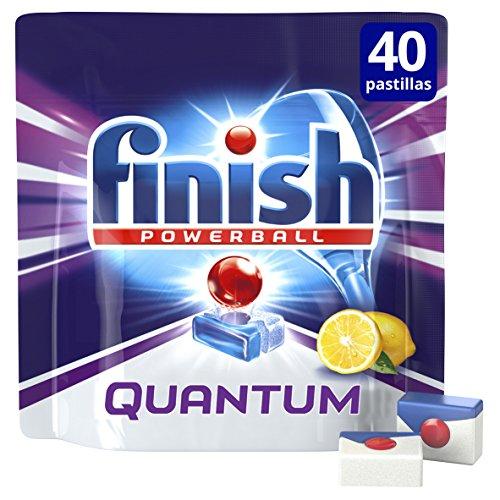 Finish Quantum Limón Pastillas Lavavajillas - 26