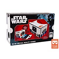 Belair Gallery Its So Cool! - Number One Selling VR Viewer - Star Wars R2-D2 - Great Gift Present Idea for Birthday Secret Santa Christmas Xmas Stocking Filler - Man Men Mens Gents Him