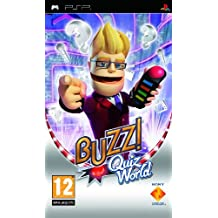 Buzz! Quiz World [Essentials] - [Sony PSP]