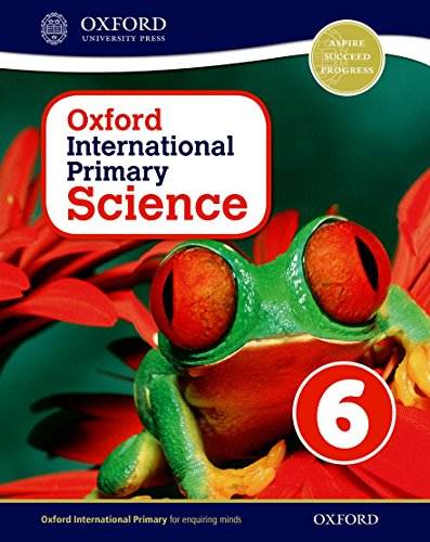 Oxford international primary. Science. Student's book