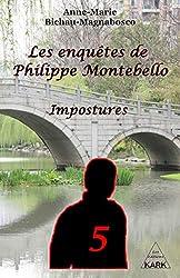 Les enquêtes de Philippe Montebello (T5): Impostures