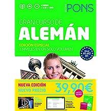 Gran Curso de Alemán PONS Nueva edición