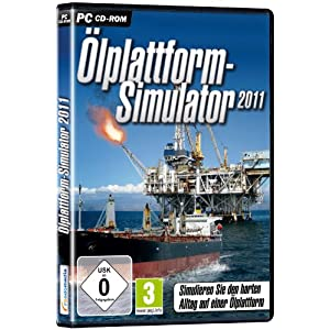 Ölplattform-Simulator