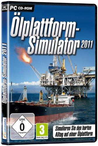 Ölplattform - Simulator - [PC] (Golf-simulator-pc)
