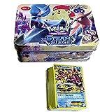 Akrobo Toys Pokemon Steam Siege Cards with Tin Box..