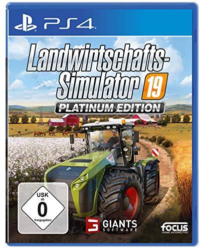 lator 19: Platinum Edition (PS4) (USK) ()