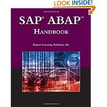 SAP� ABAP (TM) Handbook (The Jones and Bartlett Publishers Sap Book Series)