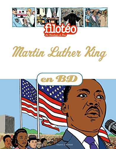 Martin Luther King en BD: (rdition)