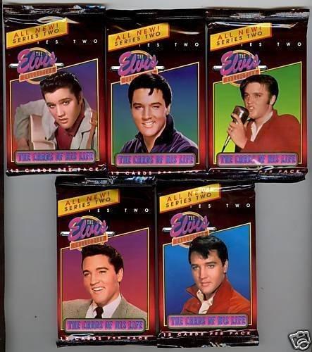 Elvis Trading Cards Der Beste Preis Amazon In Savemoneyes