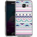 Samsung Galaxy A3 (2016) Housse Étui Protection Coque Cran Fille Motif
