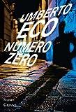 Numéro zéro - Roman